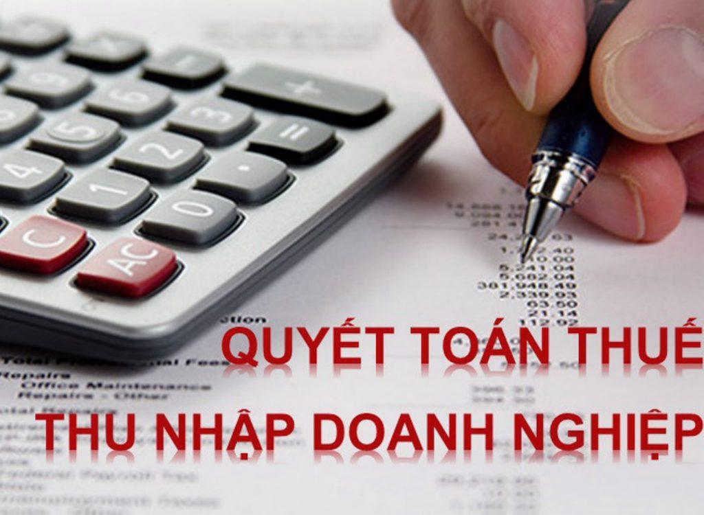 Hồ sơ của thuế TNDN chính là toàn bộ sổ sách kế toán, tài liệu kế toán của doanh nghiệp