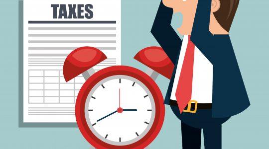 Thời gian quyết toán thuế của các doanh nghiệp