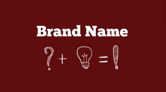 Kinh nghiệm đặt tên và địa chỉ công ty